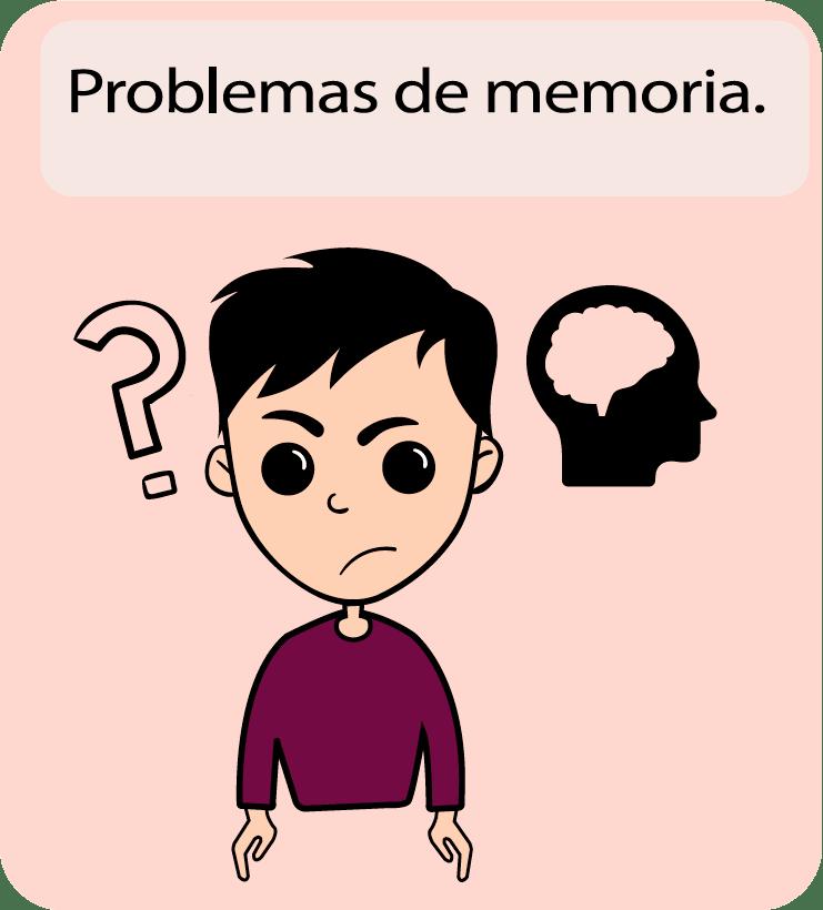 Signos y síntomas de memoria