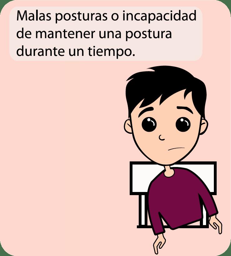 Signos y síntomas posturales