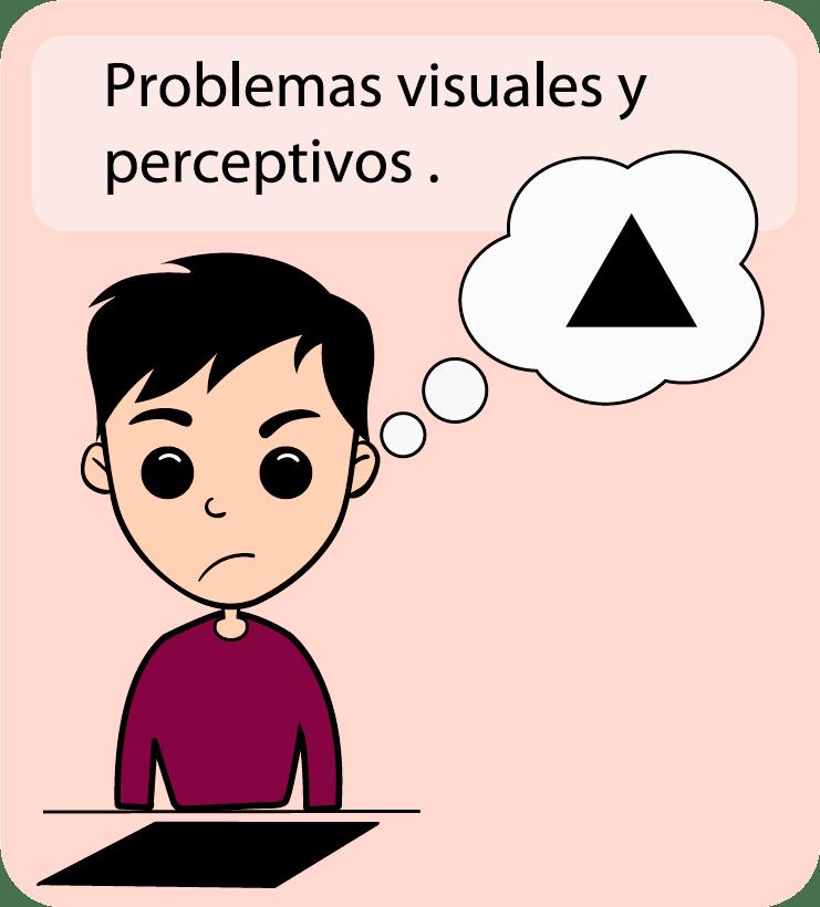 Signos y síntomas visuales